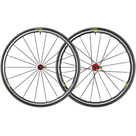 Mavic Ksyrium Elite UST Wheelset red/black